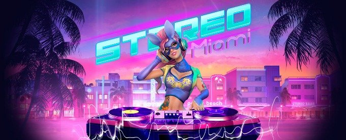 Stereo Miami Slot Game review