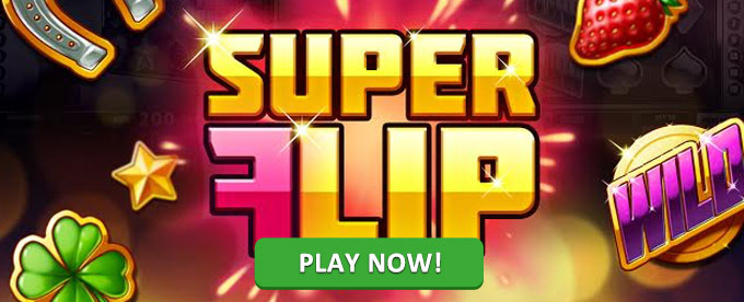 Play Superflip slot at Maria Casino