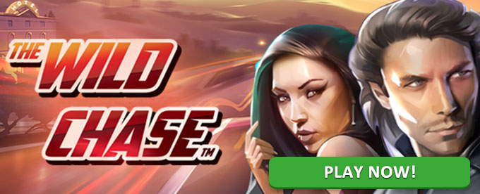 Play The Wild Chase slot at Casumo casino