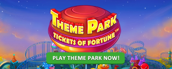 Play Theme park slot at Betsafe casino