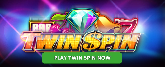 Play Twin Spin slot at Casumo Casino