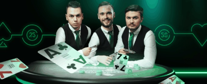 Win Unibet £20,000 Live Casino Tournament