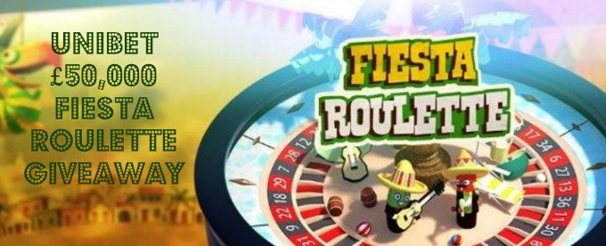 Unibet gives away £50,000 with Fiesta Roulette