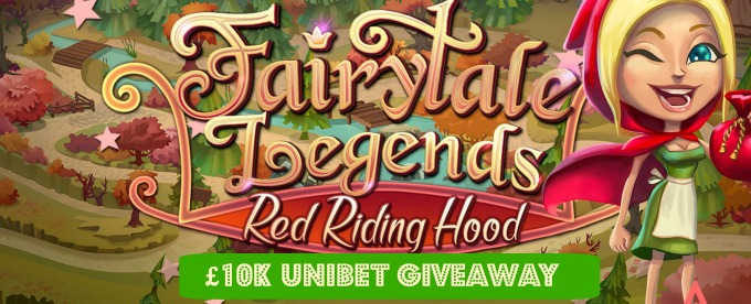 Unibet Red Riding Hood £10,000 Tournament