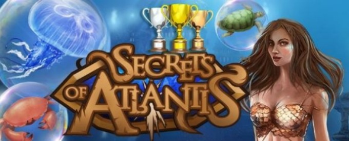 Win £2,000 at Unibet with Secrets of Atlantis slot