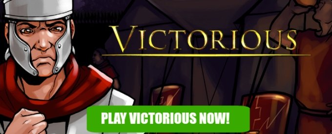 Play Victorious slot at Casumo casino