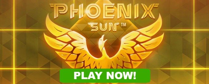 Play Phoenix Sun slot at Casumo casino