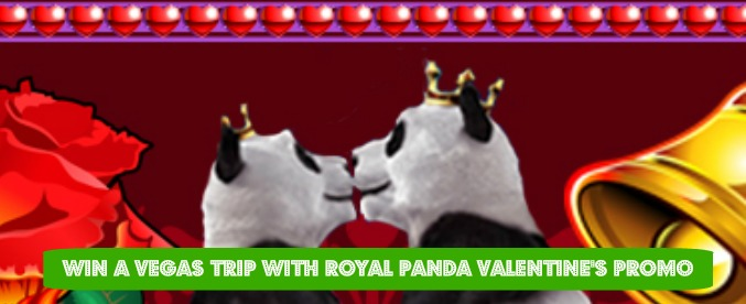 Find true love and win a trip to Vegas at Royal Panda
