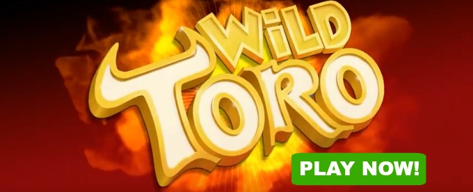 Play Wild Toro slot at LeoVegas casino
