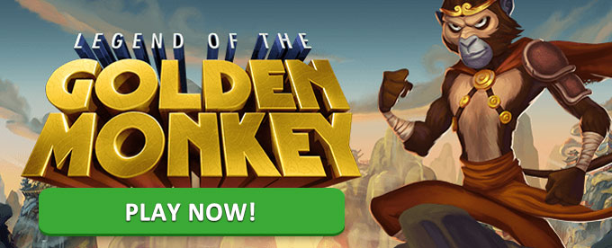 Play Legend of the Golden Monkey Slot on LeoVegas Casino