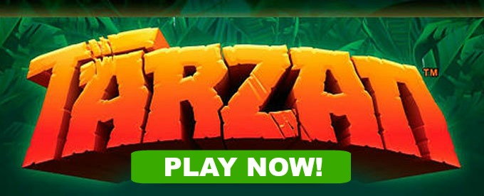 Play Tarzan slot at Casumo casino
