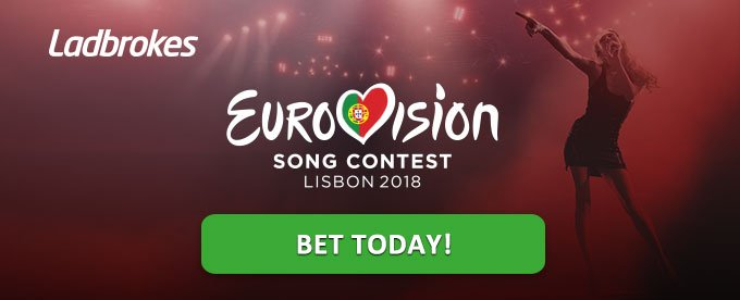 Bet on the Eurovision Song Contest with Ladbrokes