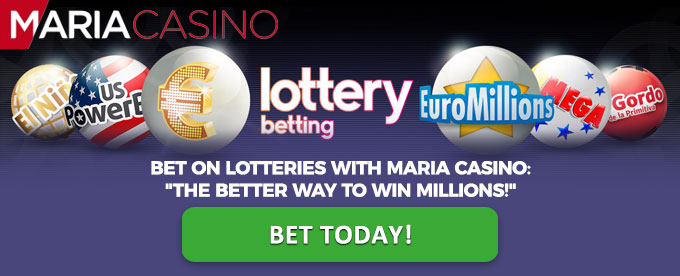 Bet on lotteries today!
