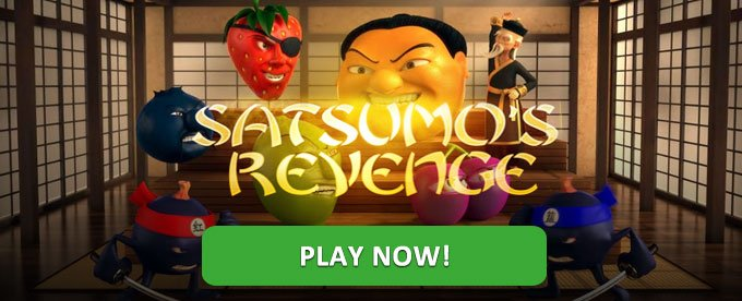 Play Satsumo's Revenge now with bgo casino