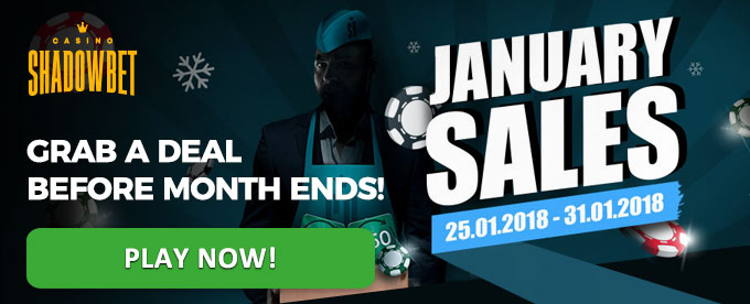 Play now with Shadowbet casino