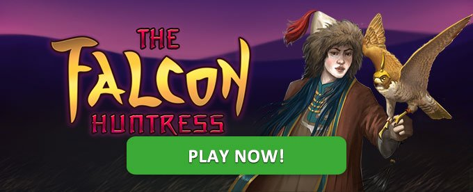 Play the Falcon Huntress slot now!
