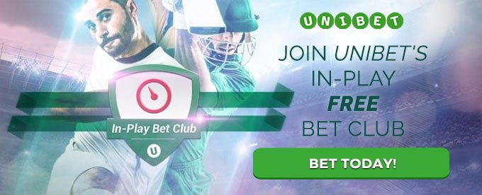 Bet with Unibet today!
