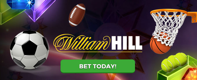 Bet with William Hill today!