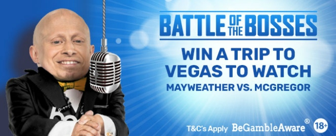 Win and watch Mayweather vs McGregor in Las Vegas