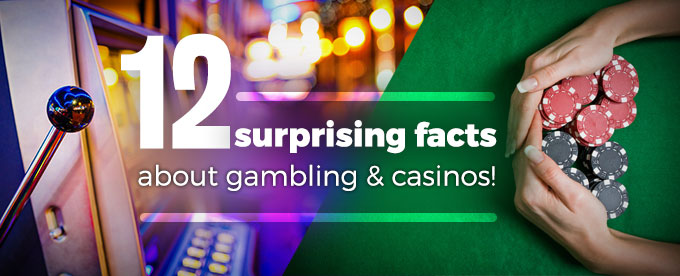 Gambling facts by CasinoHawks