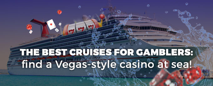 Cruise ship and casino image