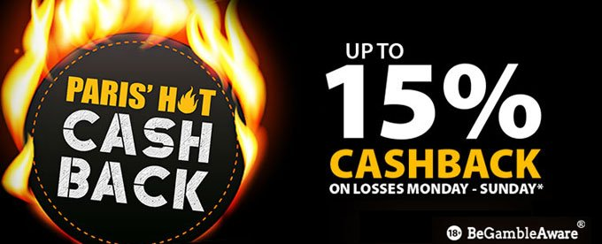Click to claim your cashback