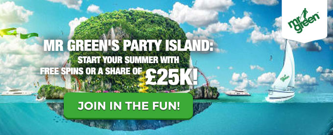 Click to join in the fun at Mr Green casino!