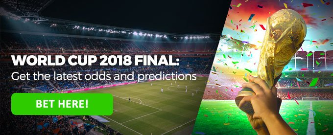 Click to bet on the World Cup final