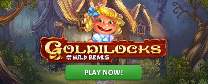 Play Goldilocks slot at Dunder casino