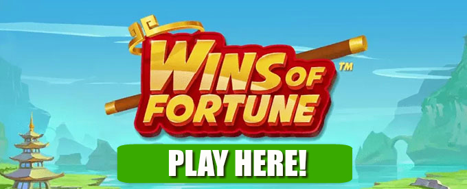 Play Wins of Fortune slot at InstaCasino