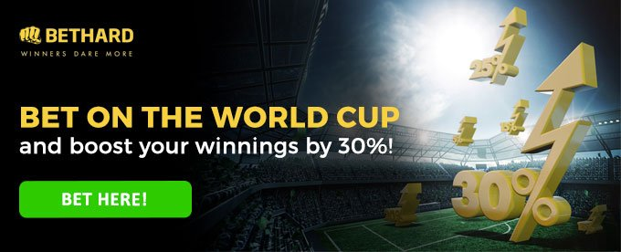 Click to bet on the World Cup!