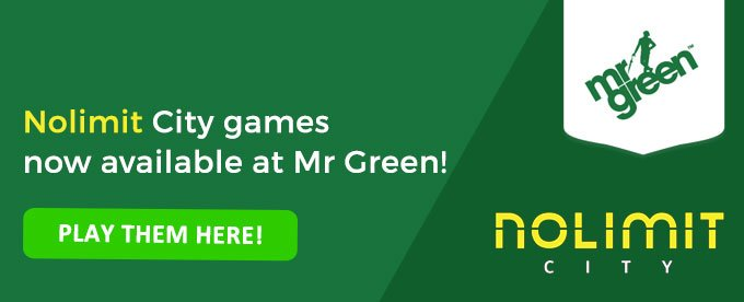 Click to play at Mr Green casino