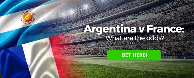 Click to bet on Argentina v France