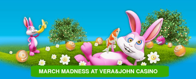 Win free spins and VR glasses at Vera&John casino