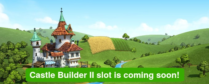 Play Castle Builder 2 slot at LeoVegas soon!