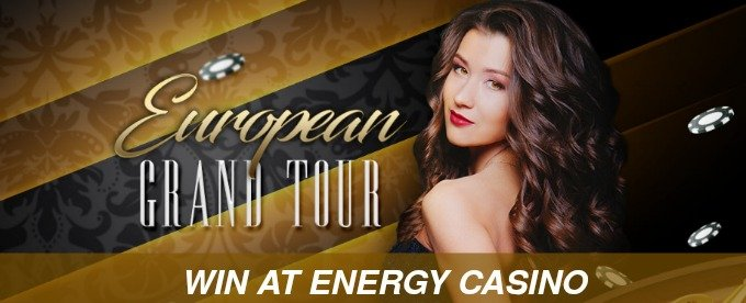 Grand European Tour is up for grabs at EnergyCasino