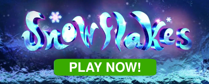 Play Snowflakes slot at LeoVegas Casino