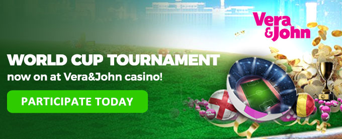 Participate in Vera&John's tournament today!