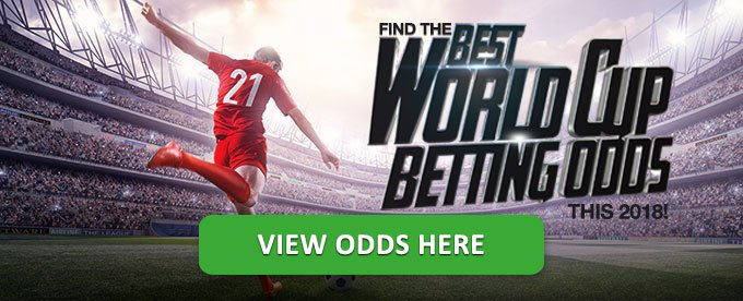 Best World Cup betting odds 2018