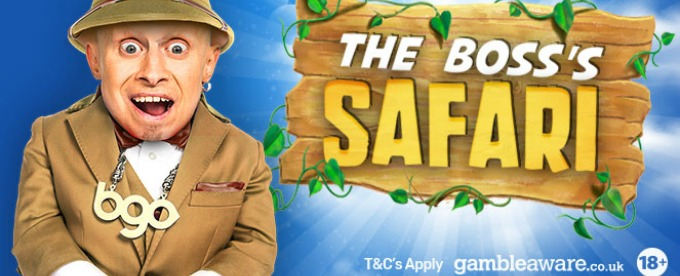 Win up to £200 with Bgo Casino Safari Giveaway