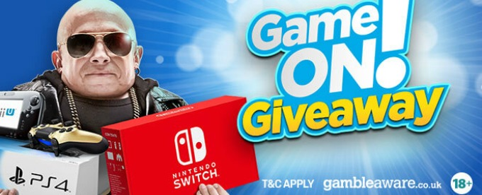 Win game consoles at Bgo Casino