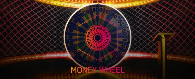 Play Money Wheel and win cash at Maria casino