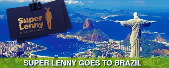 Win a trip to Rio at SuperLenny casino