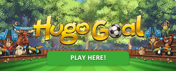 Play Hugo Goal slot here!