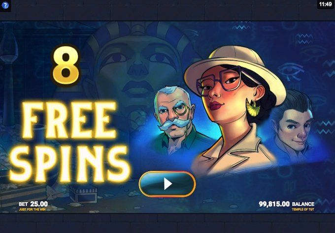 Spiele Temple Of Tut - Video Slots Online