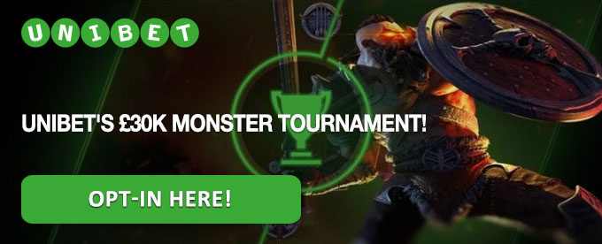 Click to opt-in to Unibet's £30k Tournament