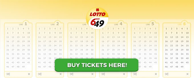 Play Lotto 6/49 today!