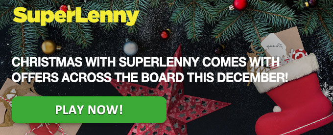 SuperLenny Christmas offers