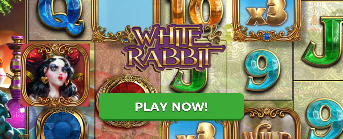 Play White Rabbit slot today