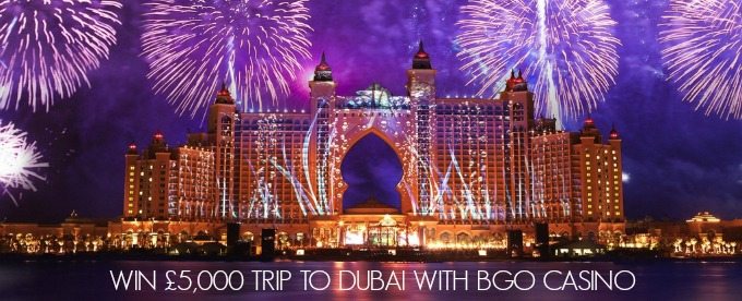 Win £5,000 with BGO casino